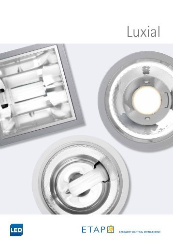 Brochura Luxial (PDF) - ETAP Lighting