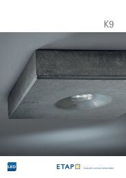 Brochure K9 (PDF) - ETAP Lighting