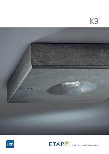 Brochure K9 (PDF) - ETAP Lighting