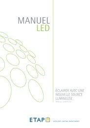 LED MANUEL - ETAP Lighting