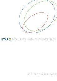 UM2 - ETAP Lighting