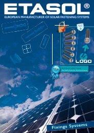 Fixings Systems - Etasol-solar-zubehoer.de