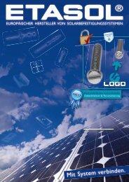 europäischer hersteller von solarbefestigungssystemen