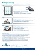 ETANCO®-Trapez für Trapezblechdächer - Etasol-solar-zubehoer.de - Seite 2