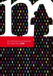 Der Menschenrechtsbericht der Stadt Graz 2008 - ETC Graz