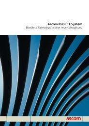 Ascom IP-DECT System