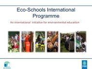 Program for Environmental Management and Certification