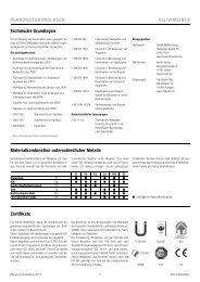 Planungsgrundlagen (S. 5-23) - Eternit AG
