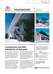 PRAXISREPORT 006/10 - Eternit AG