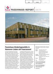 PASSIVHAUS-REPORT 04/11