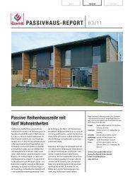 PASSIVHAUS-REPORT 03/11