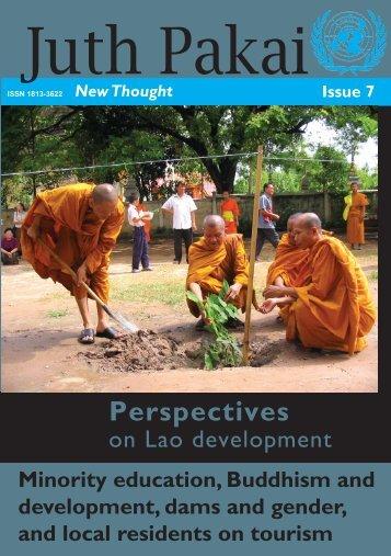 Applying the Dhamma to contemporary society