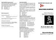 Drachenhumpen 2011 - ASC