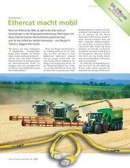 Ethercat macht mobil