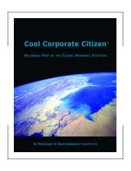 DOWNLOAD Cool Corporate Citizen - Ethical Markets