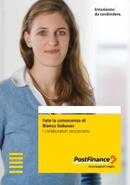 Fate la conoscenza di Bianca Gebauer – I collaboratori raccontano