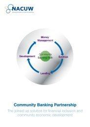 Community Banking Partnership - Ethical Markets