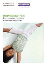 DERMABOND® mini - Ethicon