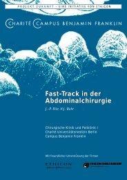 Fast-Track in der Abdominalchirurgie Fast-Track in der ... - Ethicon