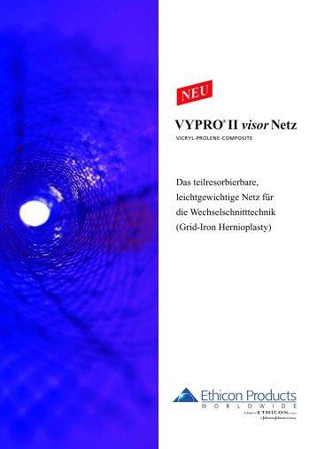 VYPRO® II visorNetz NEU - Ethicon