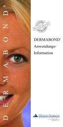 DERMABOND - Ethicon