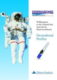Dermabond ProPen - Ethicon Products
