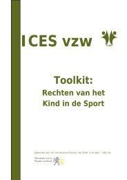 Toolkit: - Internationaal Centrum voor Ethiek in de Sport