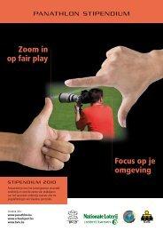 Reglement Panathlon Stipendium 2010 - Internationaal Centrum ...