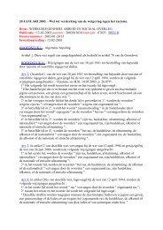 Wet tot versterking van de wetgeving tegen het racisme