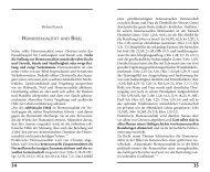 HOMOSEXUALITÄT UND BIBEL - Ethikinstitut