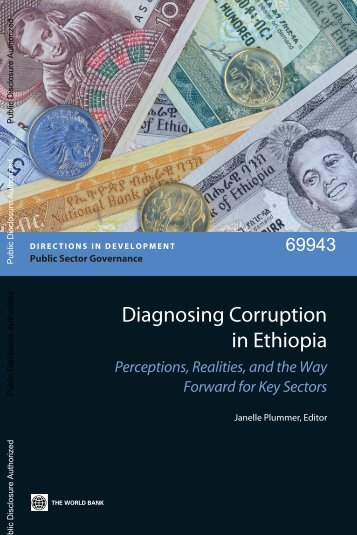 Diagnosing Corruption in Ethiopia - Ethiomedia
