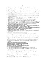 Tematy prac dyplomowych magisterskich 2012/2013