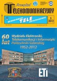 5'2012 - Wydział Elektroniki, Telekomunikacji i Informatyki