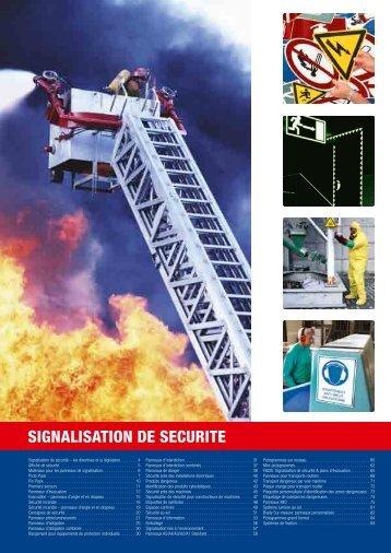 SIGNALISATION DE SECURITE - Etilux