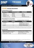 DNP TR5080 - Seite 2