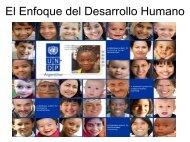 Enfoque de Desarrollo Humano - Etimos