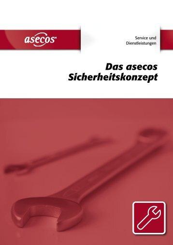 Das asecos Sicherheitskonzept - Asecos Gmbh