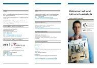 ETiT Master/ Bachelor Programm - Fachbereich Elektrotechnik und ...