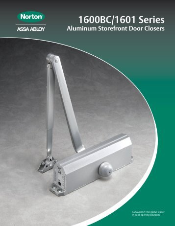 full product catalog - ETO Doors