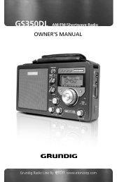 GS350DL Manual - Eton