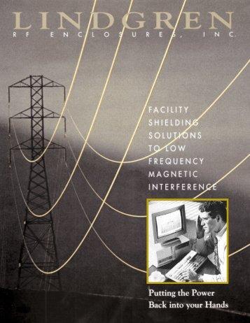 Low Frequency Magnetic Diagnostic Service - ETS-Lindgren