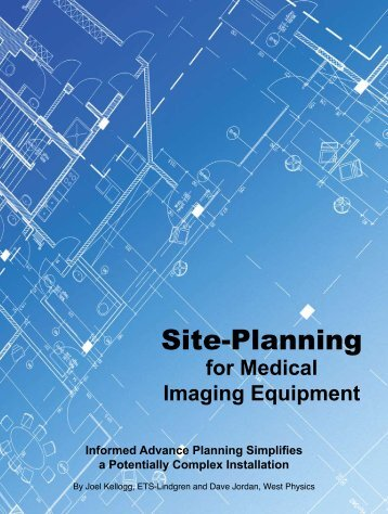 Site Planning for Medical Imaging Equipment - ETS-Lindgren