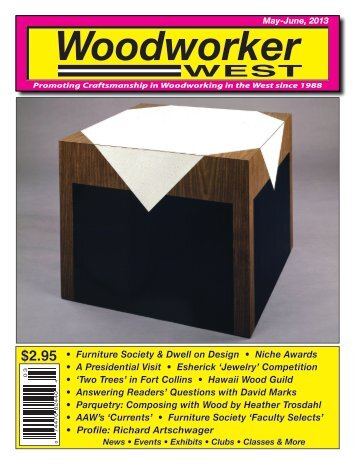 Woodworker West (May-June, 2013)