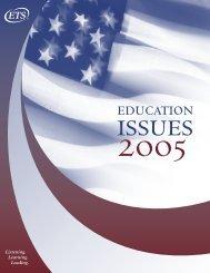 education - ETS