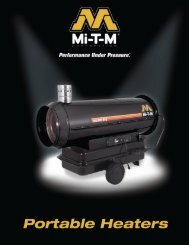 Mi-TM - ETS Company Pressure Washers and More