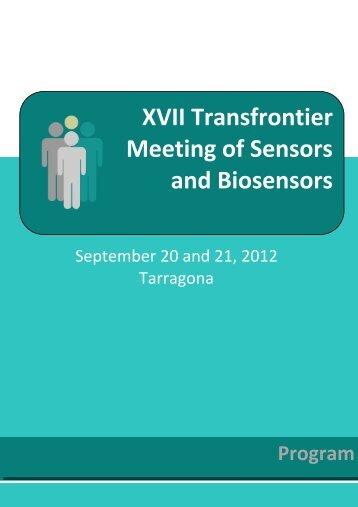 Transfronterera 2012 - etsEQ - Universitat Rovira i Virgili