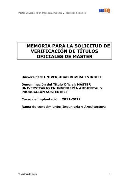 Calendario Examenes Unican Derecho.Memoria Para La Solicitud De Verificacion De Titulos Oficiales De