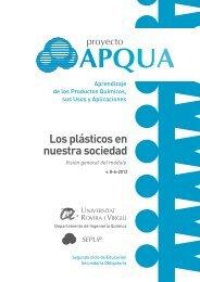 Los plásticos en nuestra sociedad - etsEQ