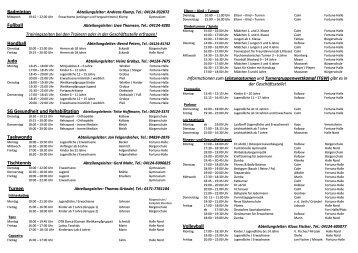 fortuna programm 22. april 2013.pdf - ETSV Fortuna Glückstadt eV