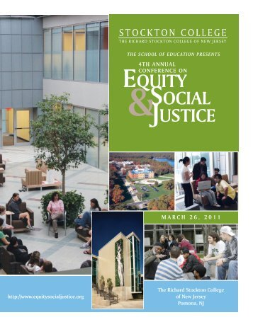 Equity Social JuSticE - ETTC